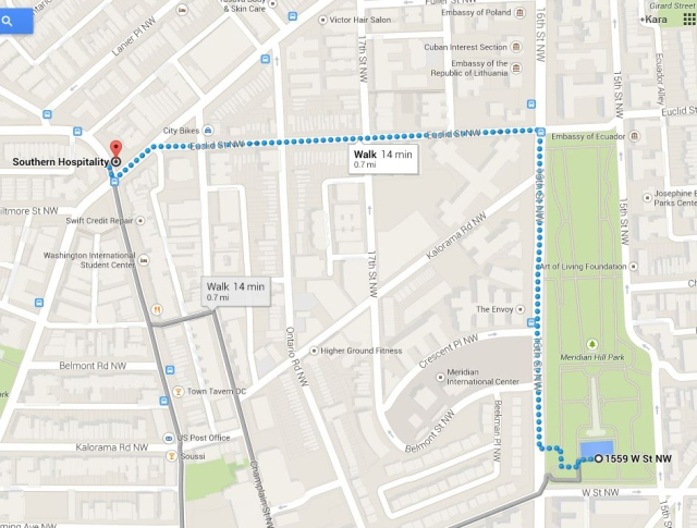 Meridian to SoHo Map2